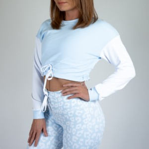 Lumi Cropped Sweater